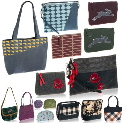Manumit Fair Trade bags, scarves and accessories
