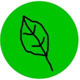 bollino per il riconoscimento dei prodotti biologici