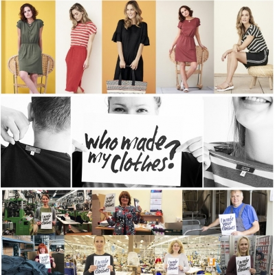 Lino biologico – Who made my clothes?