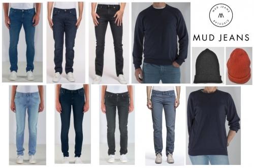 Mud Jeans  jeans sostenibili in cotone bio efe15a03eaca