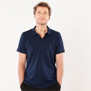 Polo in jersey, 100% cotone biologico