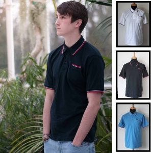 Polo in piquet 100% cotone